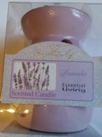 Lavender Oil Burner